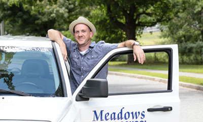 Meadows instructor Derrick Mason